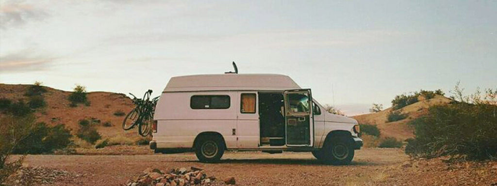 How Van Life Brought Me Back to Balance