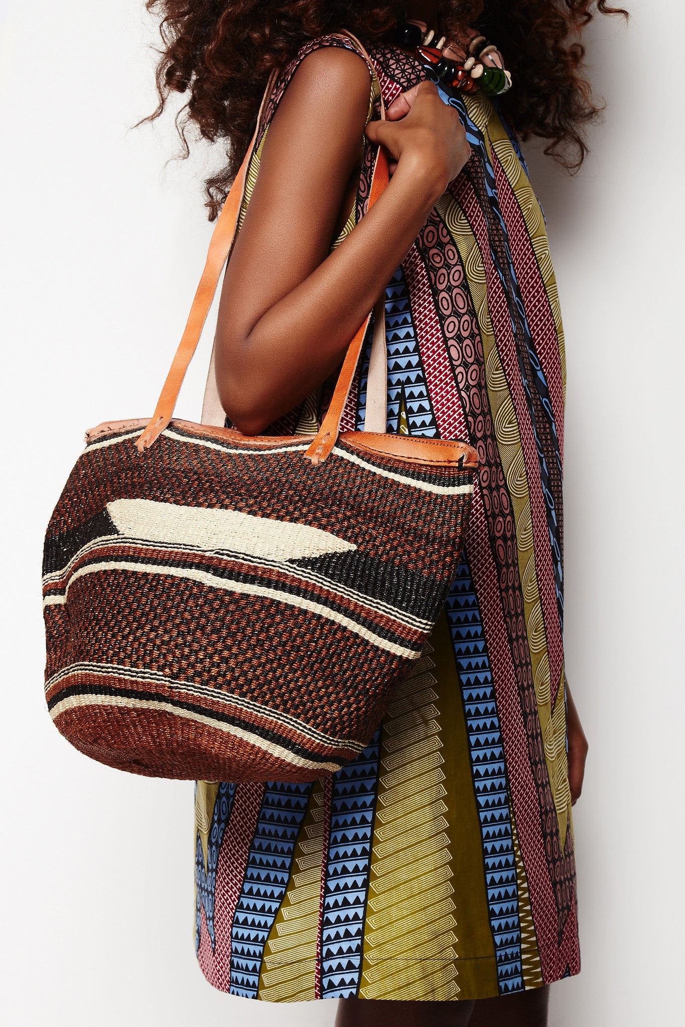 Woven bag: Double starp