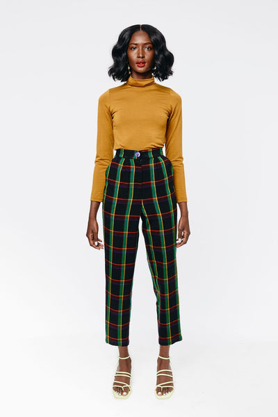 Urafiki High Waisted Pants