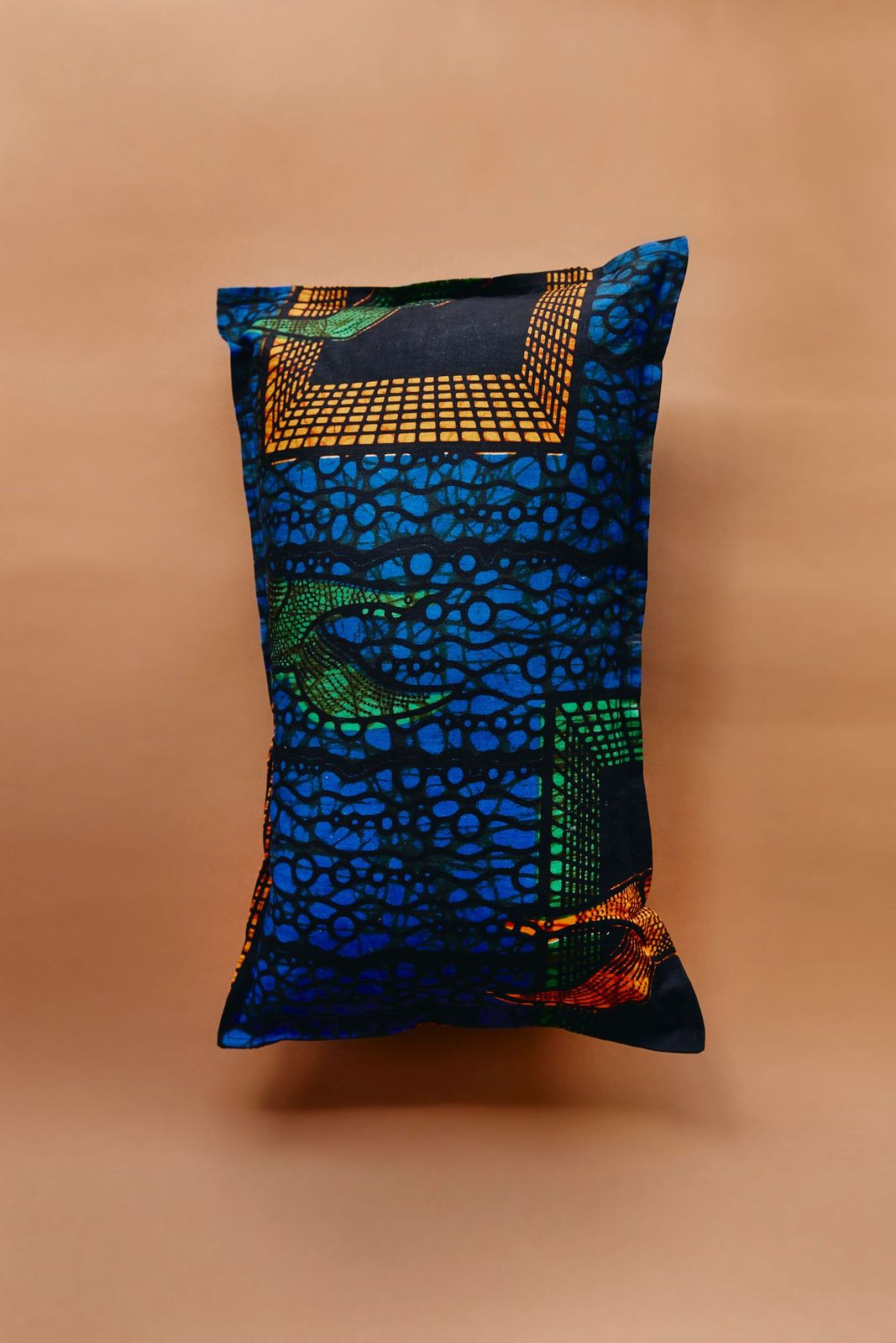Ndege Print Cushion Cover