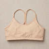 Tink Neutrals Bra in Doe (Tan) front side