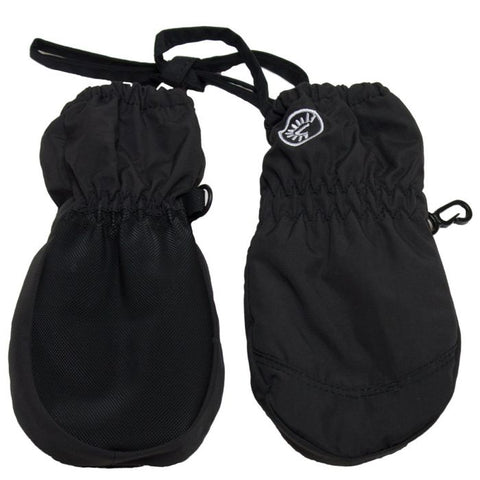 Cali Kids Waterproof Baby Mitt in Black