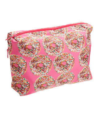 Large Donuts Makeup Case