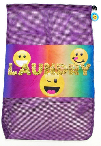 Emoji Laundry Bag