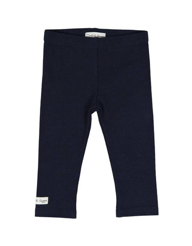 Lil Leggs Leggings in Navy