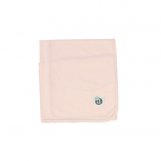 Lil Legs Soft Pink Cotton Blanket