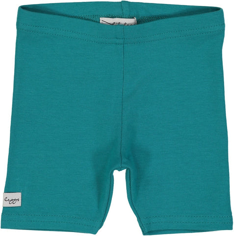 Lil Legs Shorts in Teal