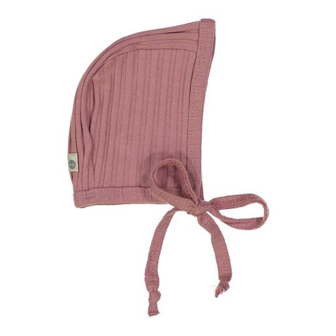 Analogie Mauve Wide Rib Bonnet
