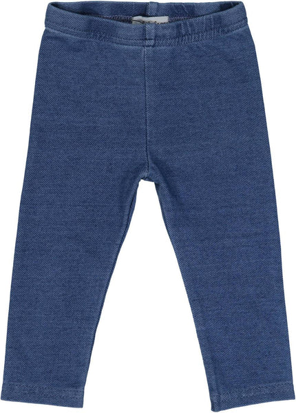 Lil Legs Leggings in Midwash Jean