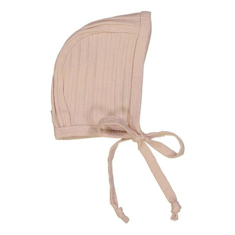 Analogie Light Pink Wide Rib Bonnet