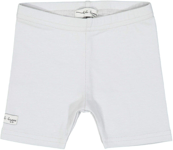 Lil Legs Shorts in Light Grey