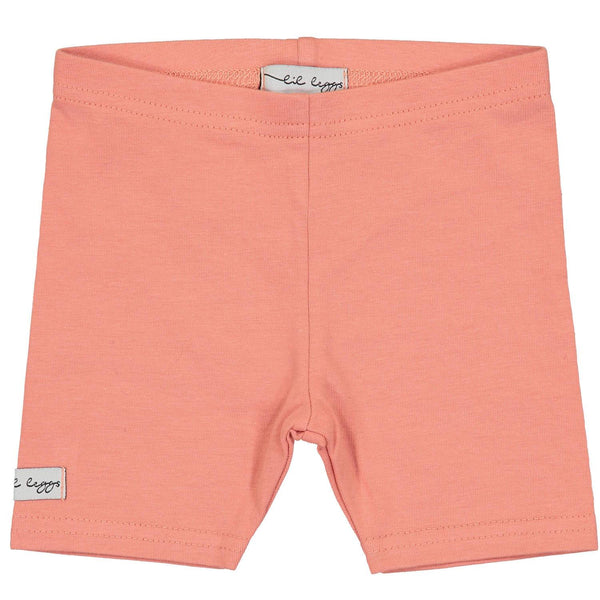 Lil Legs Shorts in Coral