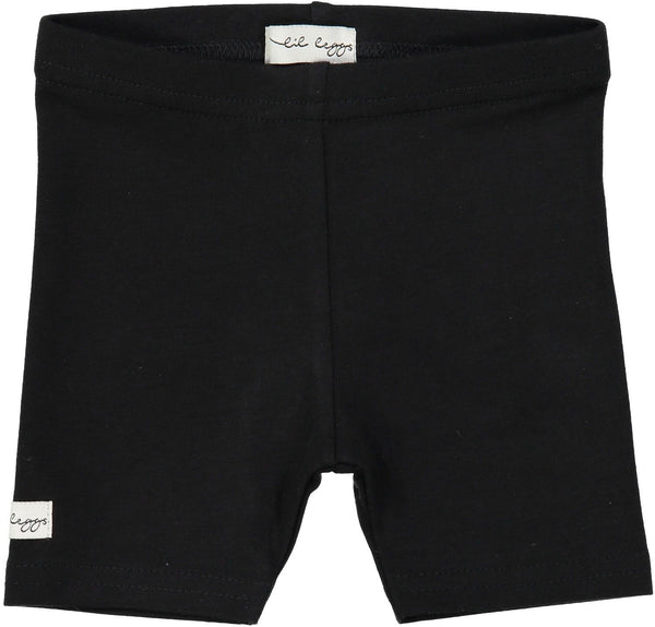 Lil Legs Shorts in Black