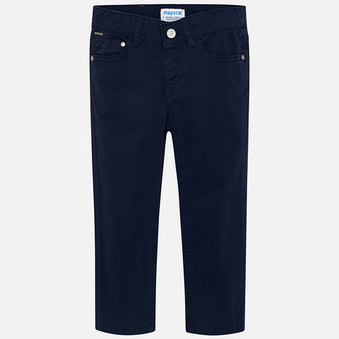 Mayoral 5 Pocket Pants in Navy