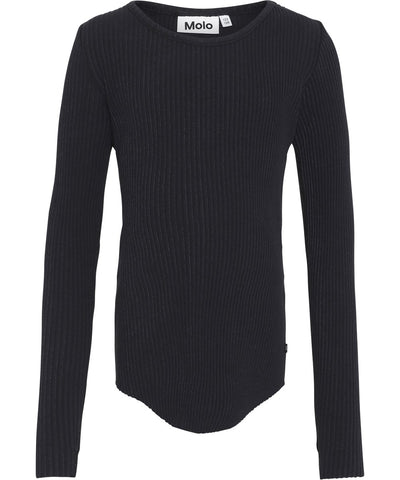 Molo ROCHELLE Black Sweater