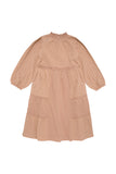 The New Society Chloe Dress in Blush