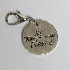 Be Fierce Charm - Pony Express Girls