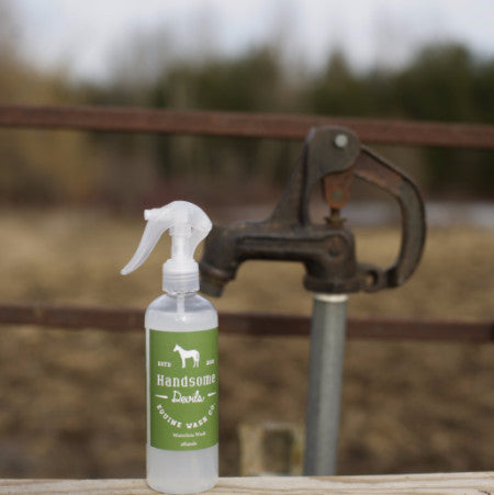 Handsome Devils - Equine Wash Co. - Waterless Shampoo - Pony Express Girls Canada - 1