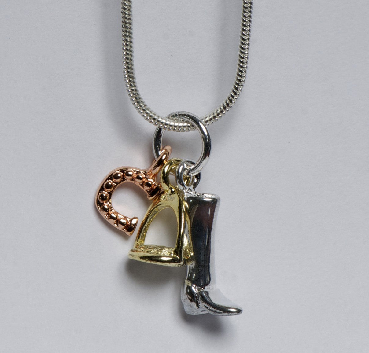 Three Wishes Necklace - Pony Express Girls