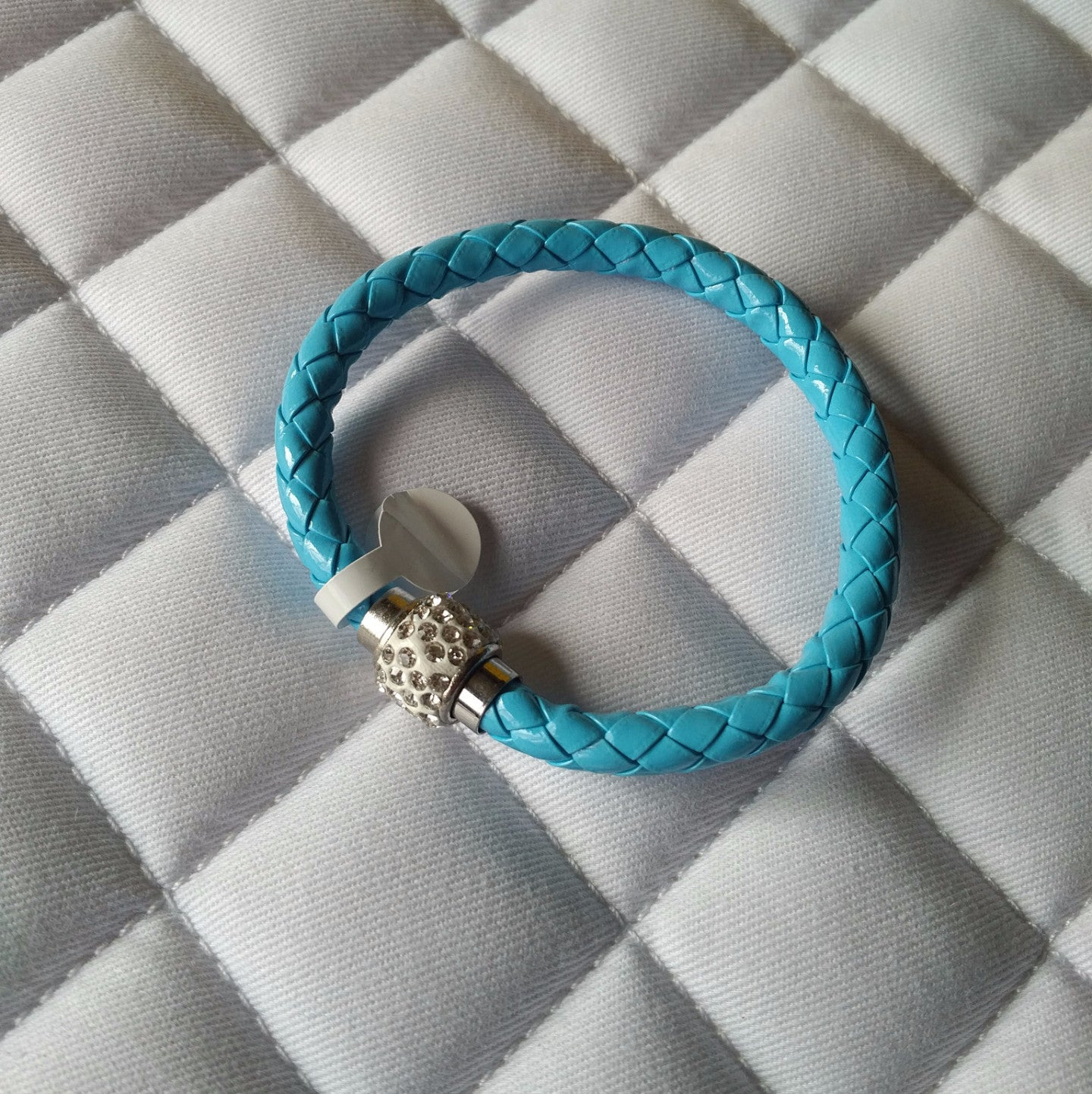Baby Blue Magnetic Bracelet - Pony Express Girls