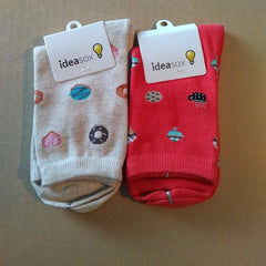Sweet Treat Crew Socks - Pony Express Girls Canada - 1