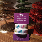 Unicorn Washi Tape - 2 rolls - Pony Express Girls