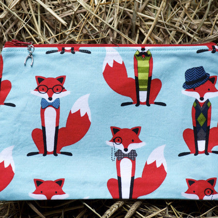 Lucky Ringside Tote Bag - Clever Foxy