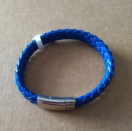 Blue Magnetic Bracelet - Pony Express Girls Canada