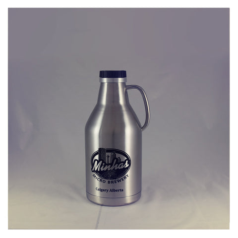 Insulated Stainless Steel Growler