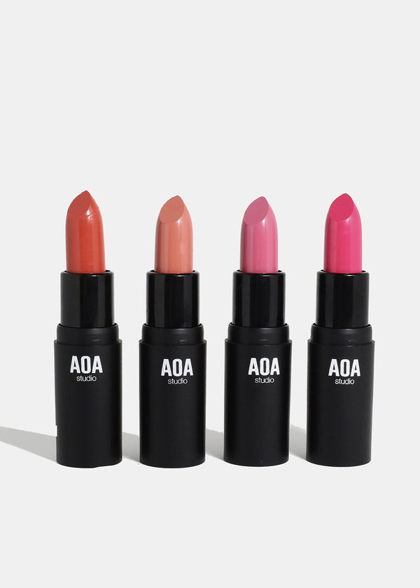 AOA So Smooth Lipstick- Bora Bora Collection