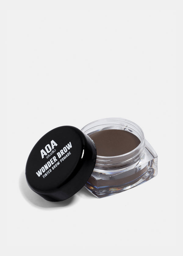 AOA Wonder Brow Pomade - Medium Brown