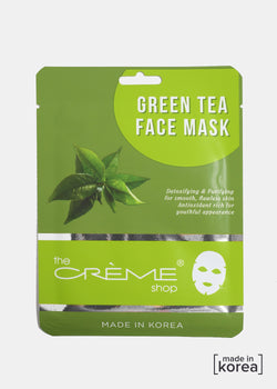 Green Tea Facial Sheet Mask