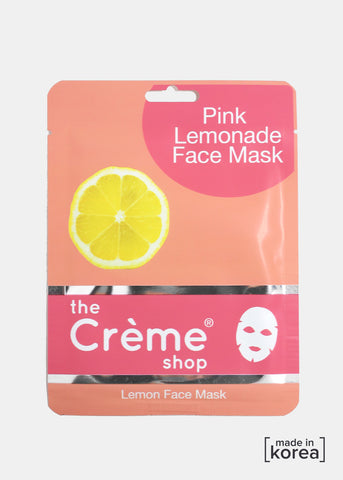 Pink Lemonade Facial Sheet Mask
