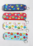 Smileys & Cosmos Pouch