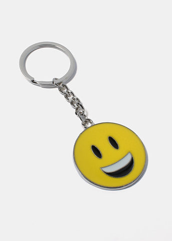 Emoji Key Chain