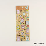 Butterfly Sticker Sheet