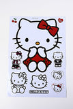 Hello Kitty Sticker Set