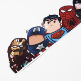Super Hero Car Sticker