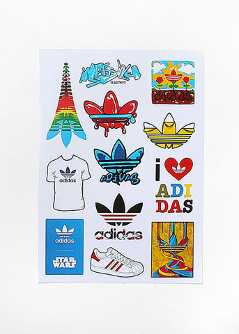 Shoe Sticker Set
