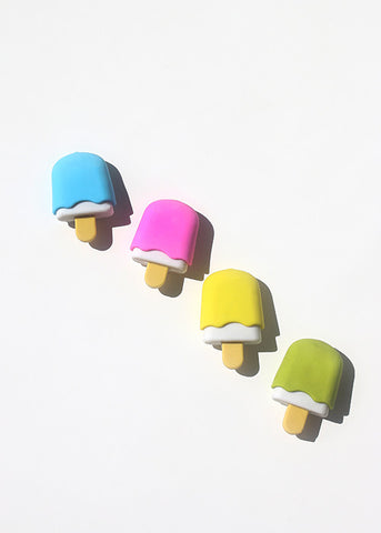 4 Pack Popsicle Erasers