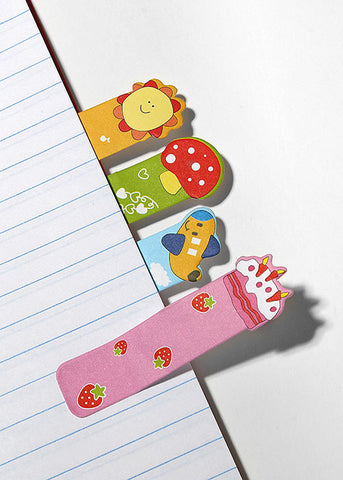 Cute Animal Sticky Page Tabs