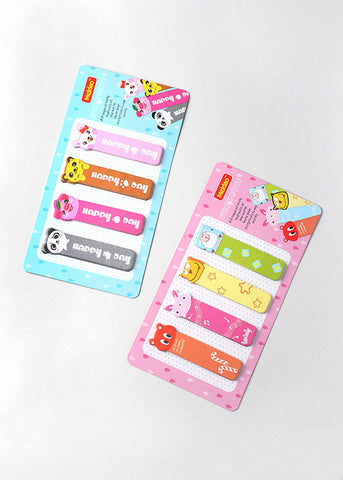 Animal Sticky Page Markers