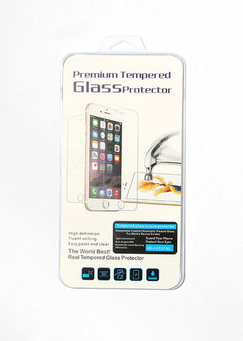 iPhone 6 Plus Tempered Glass Protector