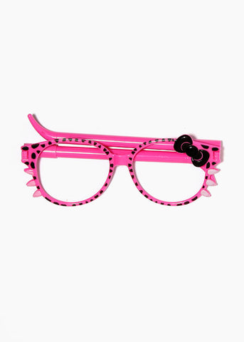 Kitty Pens Glasses