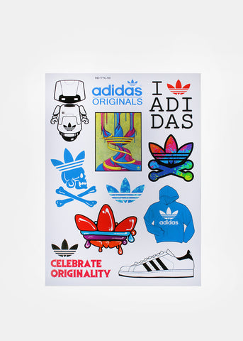Adidas Originals Sticker Set
