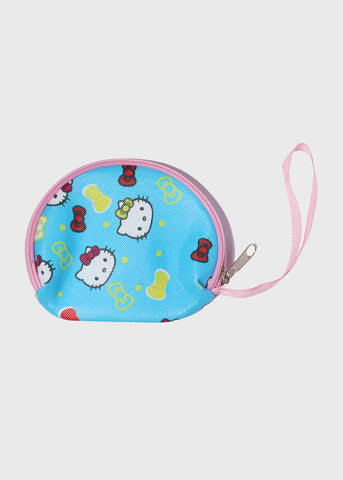 Hello Kitty Wristlet