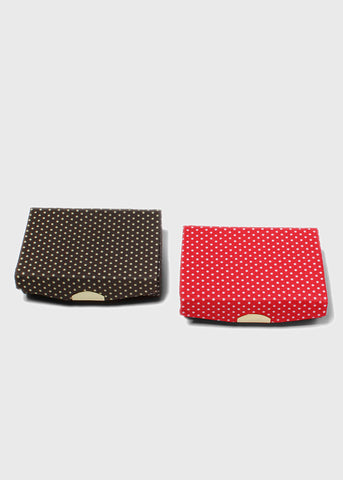 Dotted Double Lipstick Holder