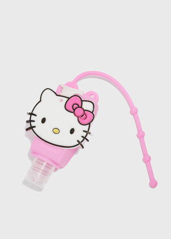 Cute Animal Character Hand Sanitizer