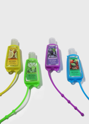 Fruity Scents Hand Sanitizers