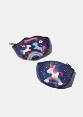 Small Unicorn Coin Pouch